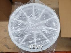 Jeu De 4 Roues Bmw Argentées Apex Sm-10 Hyper Silver 18x10.5