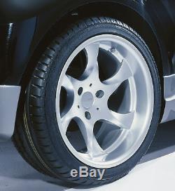 Jeu De Roues En Alliage Léger Lorinser Speedy Silver 7,0x17 + 8,5x17 Smart Roadster