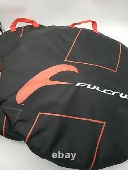 Jeu De Roues Fulcrum Racing Zero Nite (shimano/sram 11spd Road) 700c / 622 Iso