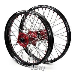 Jeu De Roues Sm Pro Motocross Pour Vélos Honda Cr 125/250 Et Crf 250r / 450r Neufs
