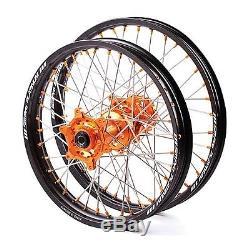 Jeu De Roues Sm Pro Motocross Pour Vélos Ktm Sx, Sx-f Et Exc-f