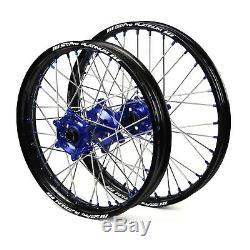 Jeu De Roues Sm Pro Motocross Pour Vélos Yamaha Yz Et Yzf Et Wr Et Wrf Neufs