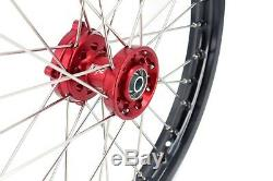 Kke 19/16 Kids Big Wheel Set Fit Honda Crf150r 2007-17 2018 Jantes Petites Vélos