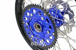 Kke 21/18 Enduro Cush Drive Wheels Jantes Ensemble Pour Suzuki Drz400sm 2005-2020 310mm