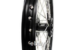 Kke 21 18 Enduro Wheel Rim Set Fit Suzuki Drz400 Drz400sm Drz400e Drz400s 2020