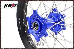 Kke 21/18 Set De Roues Endueo Pour Suzuki Drz400s 00-18 Drz400sm 05 Drz400 Drz400e