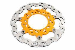 Kke 3.5/4.2517 Supermoto Motard Wheels Rims Set For Suzuki Drz400sm 2005 Or