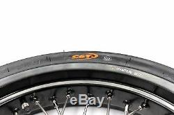Kke 3.5 / 4,2517 Supermoto Wheel Set Suzuki Rim Drz400sm 05-2018 310mm Disc