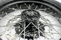 Kke 3.5/4.2517in. Jeu De Pneus Supermoto Rims Pour Suzuki Drz400sm 2005-2021