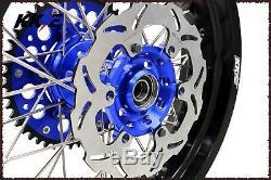 Kke 3.5 / 4.25 Jeu De Roues Supermoto Motard Pour Disque Suzuki Drz400sm 2005-2018 310mm