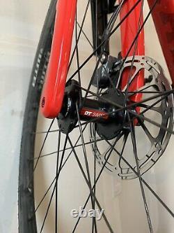 Masi Cxrc Expert Cyclocross/gravel Bike Bicycle Fibre De Carbone 2 Jeux De Roues