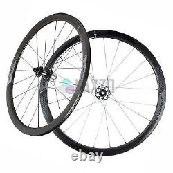 Miche Wheelset Supertype 440 Rc Clincher White Shimano Bike Bicycle Paire