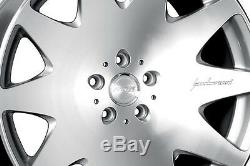Mrr Hr3 Roues Set Pour Audi A4 A5 A6 A8 Passat CC 20x8.5 Set 20 Jantes Machined