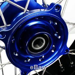 New Supermoto Roues Set Pour Suzuki Dr650 Dr 650 L 17 Cush Entraînement 1996/2016