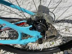 Paire De Roues De Vélo De Montagne Pas Spécial 650b / 27,5, Petites Vitesses, 24 Vitesses