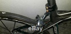 Petit Feutre Vélo De Course En Carbone Zw5, Dura Ace Di2, Carbone Dura Ace Roues