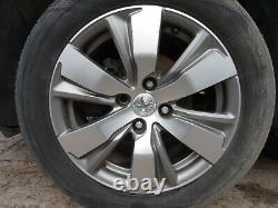 Peugeot 2008 Mk1 2013 2019 16 Roue En Alliage Et Jeu Complet De Pneus 205 55 R16