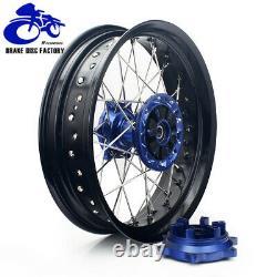 Pour Suzuki Drz 400 Sm 17 Supermoto Roue Rotors Set Cush Drive Drz400sm 2005-20