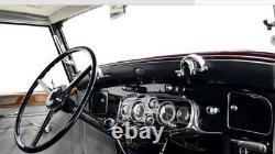 Rare Original Pierce Arrow Dash Instrument Gauge Panel Hotrod Scta Trog