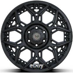 Roues 4play 4ps60 20x9 & 275/55r20 Goodyear Set Pour Ram 1500, F-150, Silverado