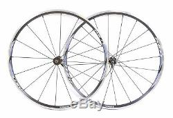 Shimano Rs11 Route Wheelset 700c Clincher 10v Qr