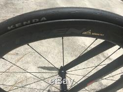 Trigon Rc1 Route Carbone Vélo, Petit 49cm, Jeton Carbone Wheelset, Sram Paet