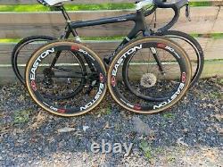 Vélo Ibis Cyclecross, Construit Sur Mesure En 2012, Taille S Avec 2 Jeux De Roues