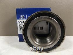 Véritable Hyundai Santa Fe Sm & DM Series All Model Rear Wheel Bearing Set Rh & Lh