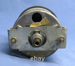 Vintage 1960 Stewart Warner Gauge Speedometer 3-3/8 160mph Ec Non Testé
